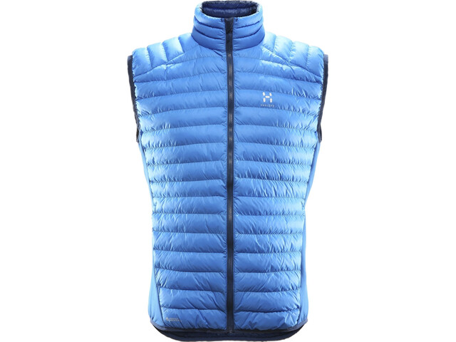 Haglöfs Essens Mimic bodywarmer Heren blauw